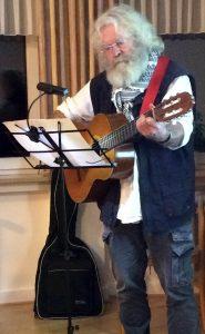 Rolf singt Lieder von Franz-Josef Degenhard